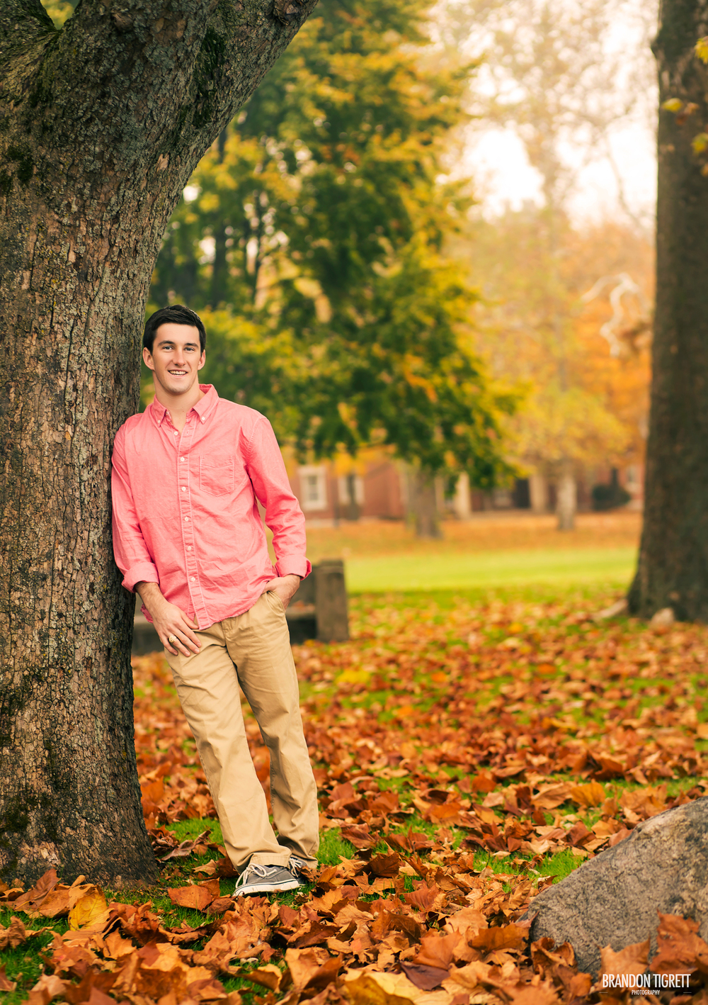 Culver Academy Senior Photos - Zach Main