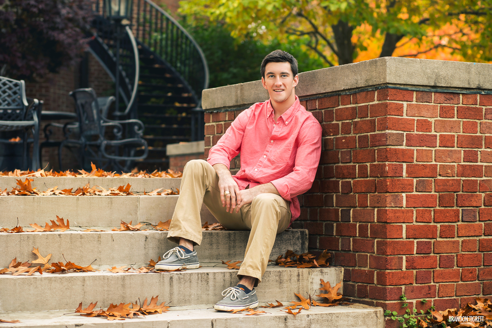 Culver Academy Senior Photos - Zach Main