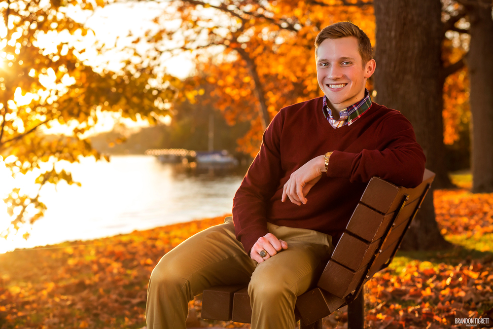 Culver Academy Senior Photos - Dean Shatzer