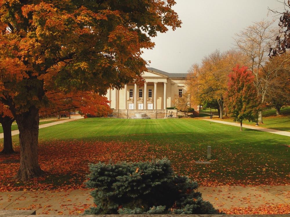Culver Academy Campus Landscape