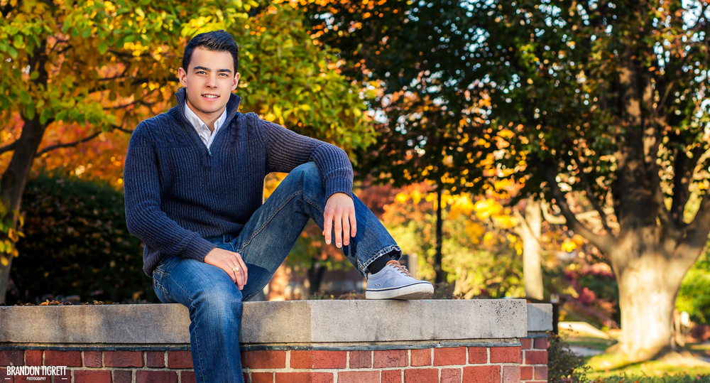 Karch Bachman - 2015 Culver Academy Senior Photos