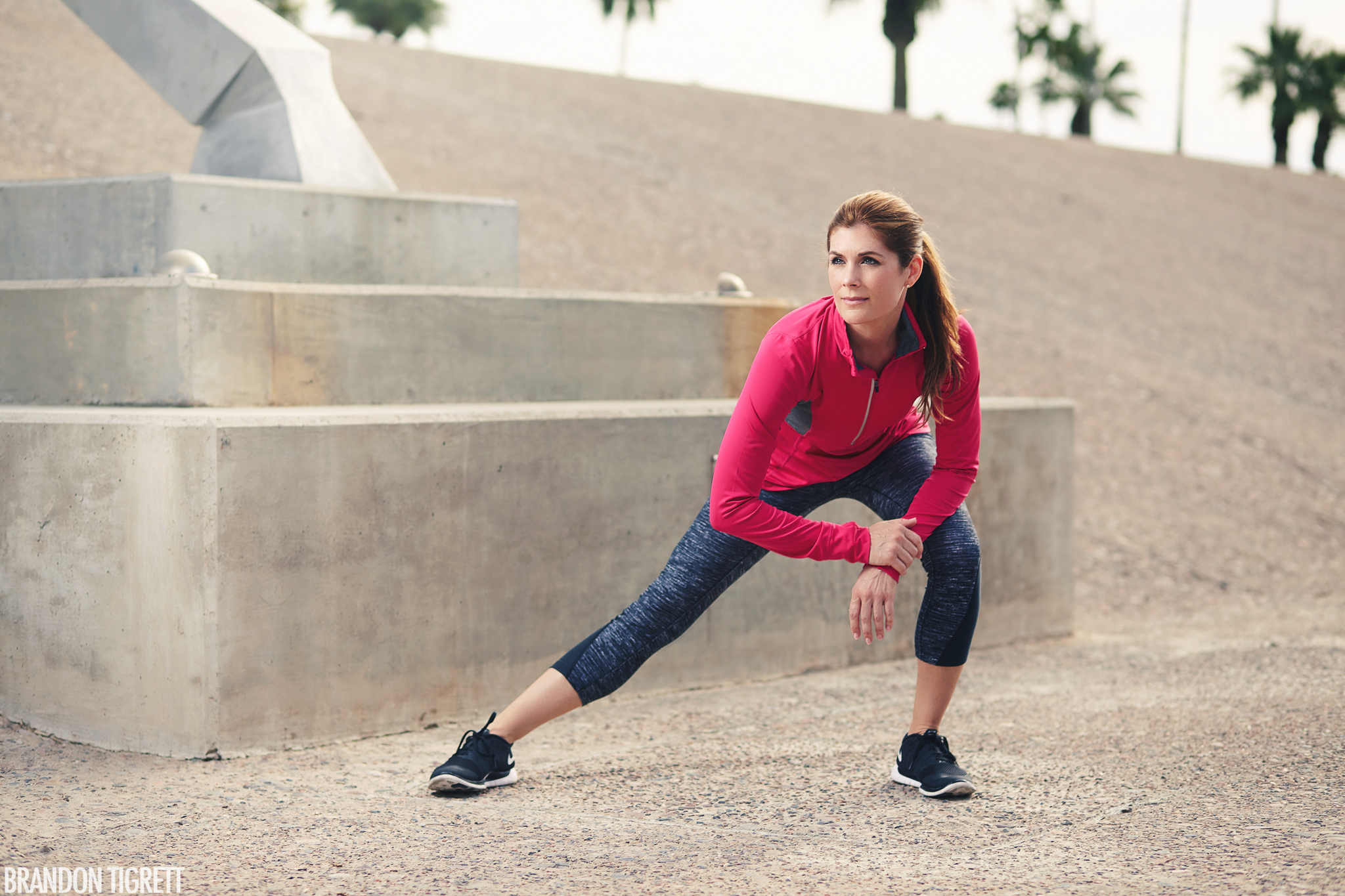 a3bece724a Nike Lifestyle Fitness Shoot With Model Julie Stevens Scottsdale