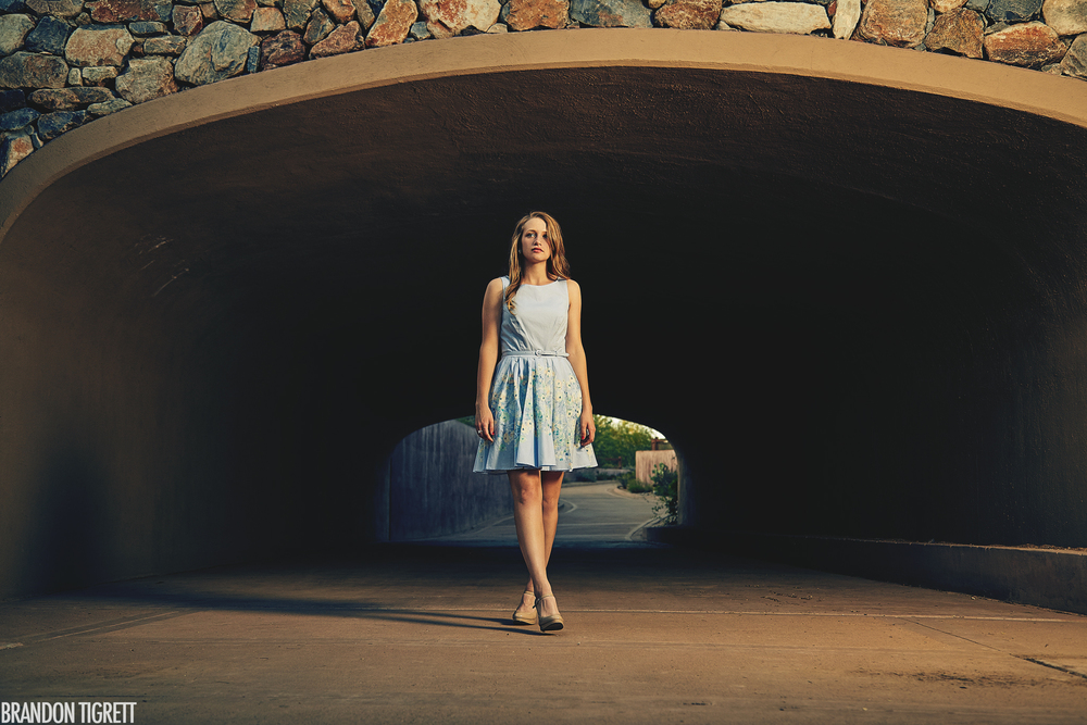 Chloe Fleck | Scottsdale High School Senior Lifestyle Photos