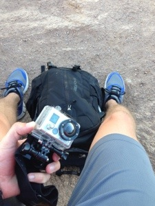 Last seen of the GoPro