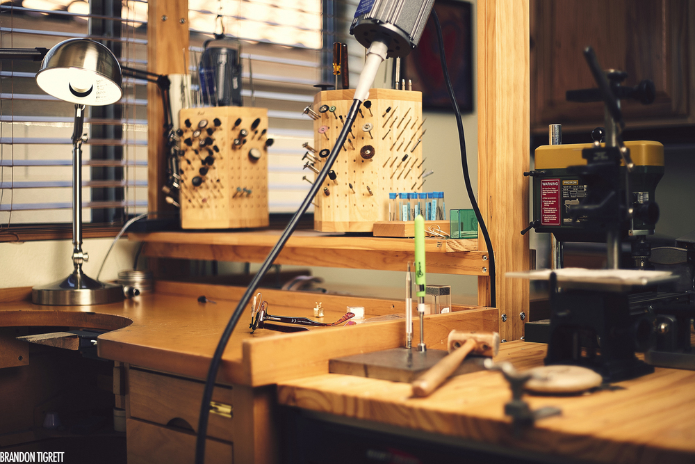 Jeweler's Work station