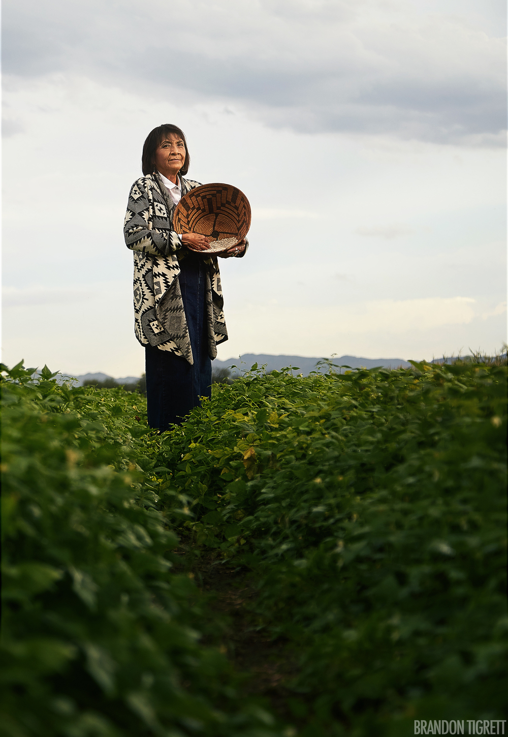 EatingWell Magazine Tastemakers - Ramona Farms - Environmental Portrait - Editorial