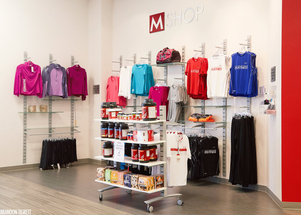Mountainside Fitness Merchandise