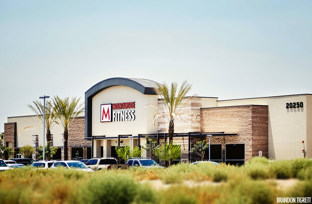 Mountainside Fitness Arrowhead Location