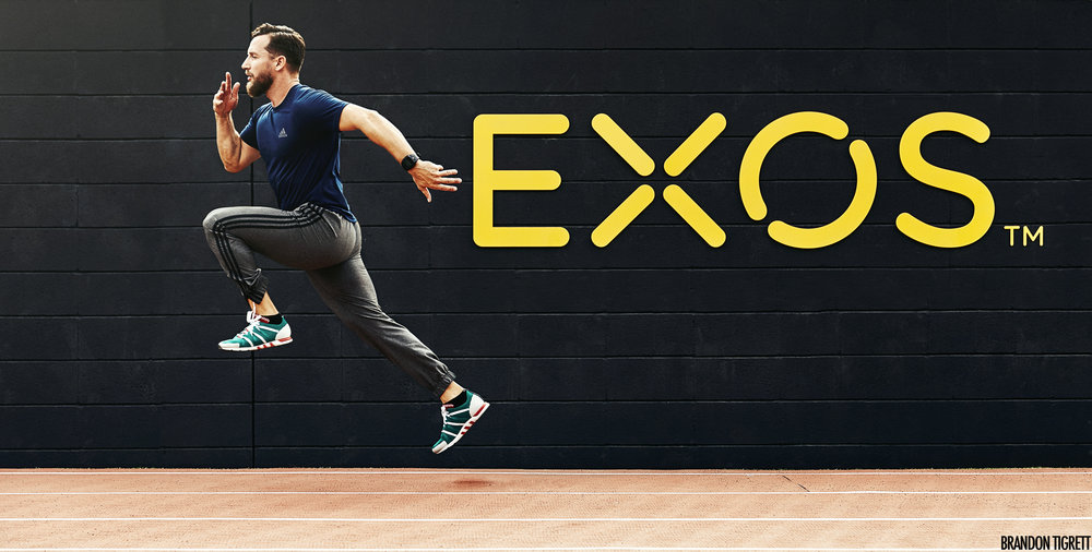 EXOS Athletes Performance Advertising