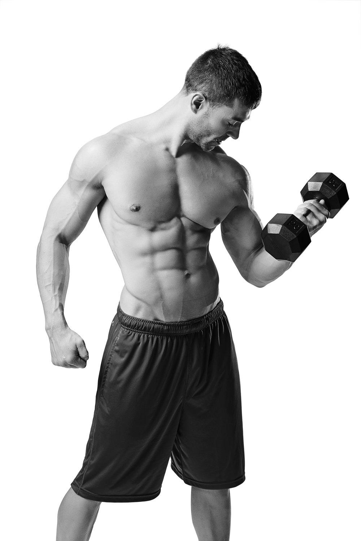 Phoenix Fitness Advertising Photographer