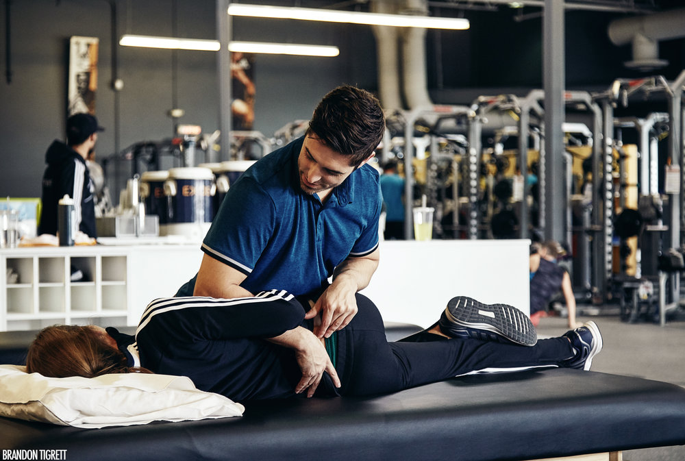 EXOS Physical Therapy