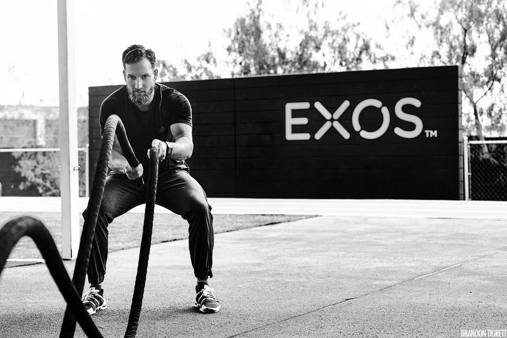 EXOS - Battle Ropes