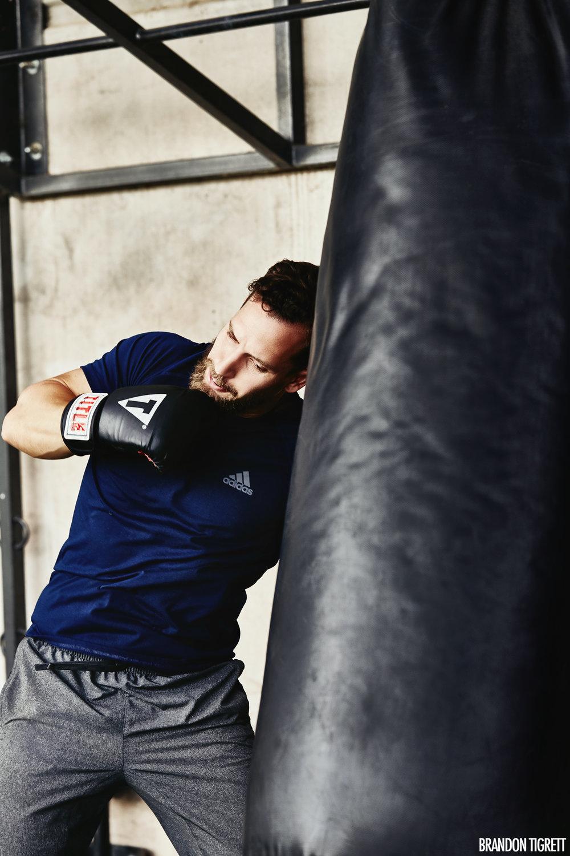EXOS - Boxer Training