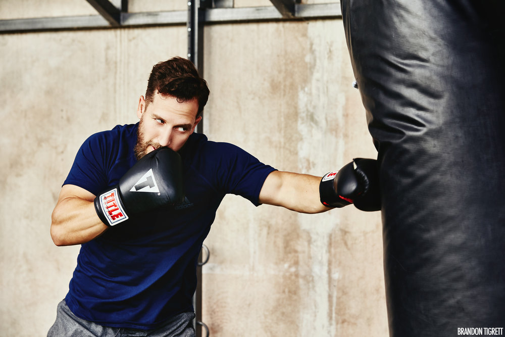 EXOS - Boxer Training Heavy Bag