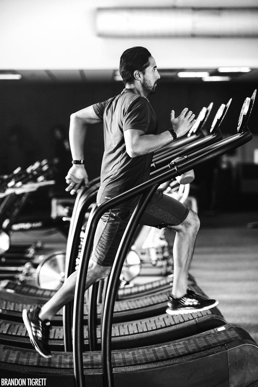 EXOS - Woodway Treadmills