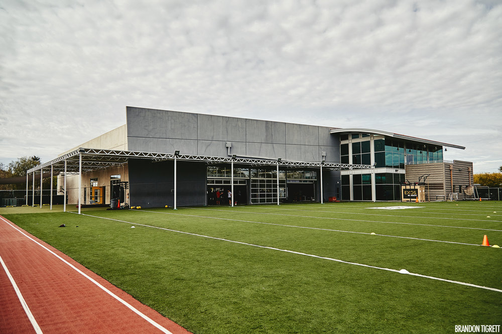 EXOS Athletes Performance Facility
