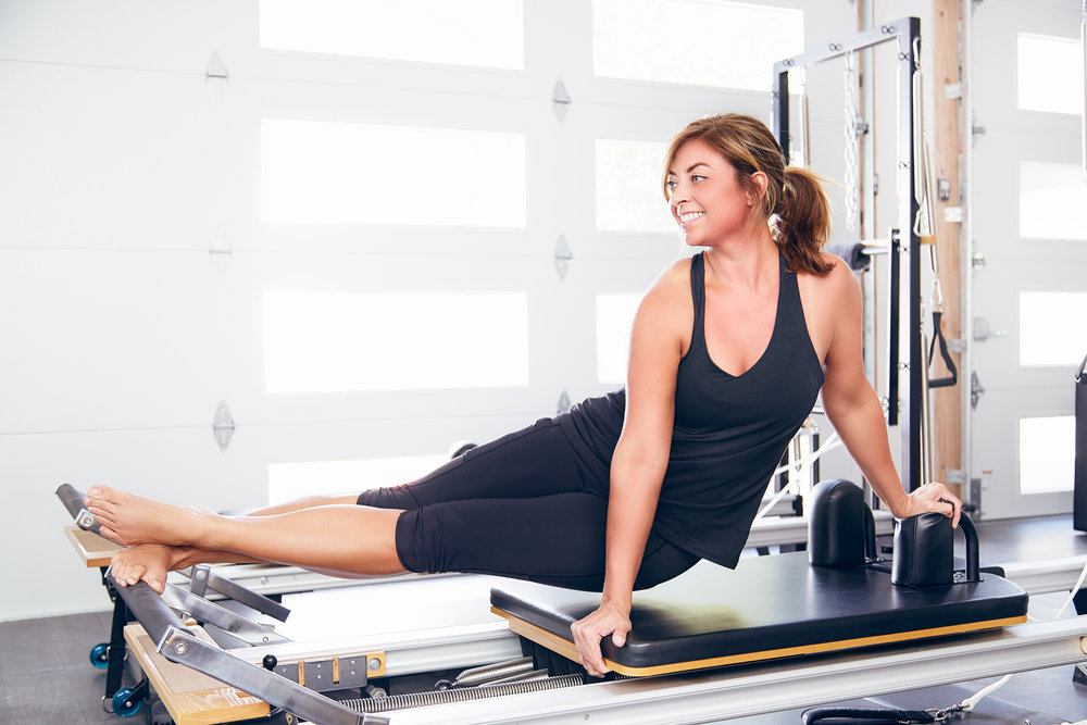Phoenix Commercial Fitness Photographer - Pilates Photography