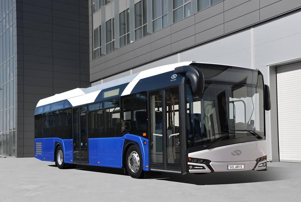 Nový Solaris Urbino 12 LE bude k vidění i na veletrhu CZECHBUS 2015 v Praze.