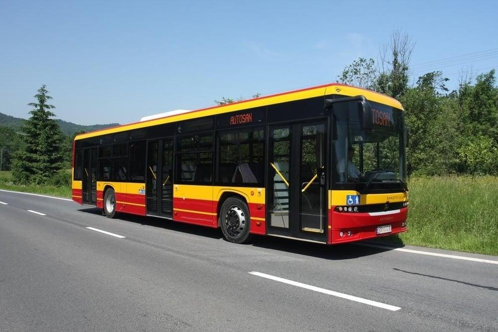 SANCITY 12 M. Autobusy se v Autosanu i přes vyhlášený úpadek nadále montují. Jaká bude budoucnost produkce je ale nejasné. (zdroj: Autosan.pl)