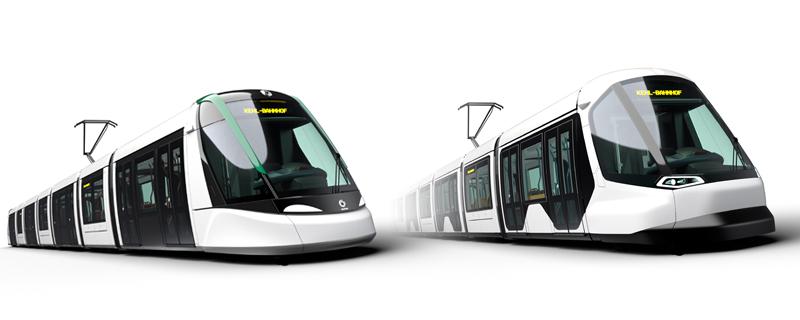 Nové provedení tramvají Alstom Citadis pro Strasbourg. První vozy by měly být dodány do města v létě letošního roku. (zdroj: Alstom)