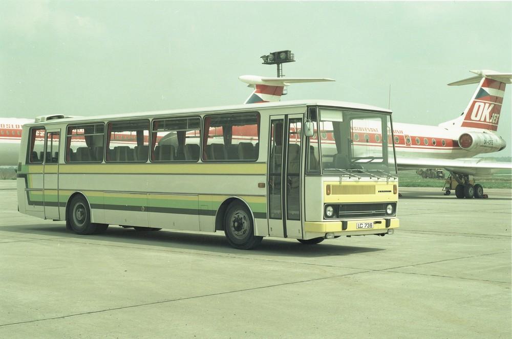 Doposud byl rekordním rokem v historii závodu ve Vysokém Mýtě rok 1986. Tehdy opouštěly výrobní linku karosy řady 730. (foto: archiv Iveco Czech Republic)