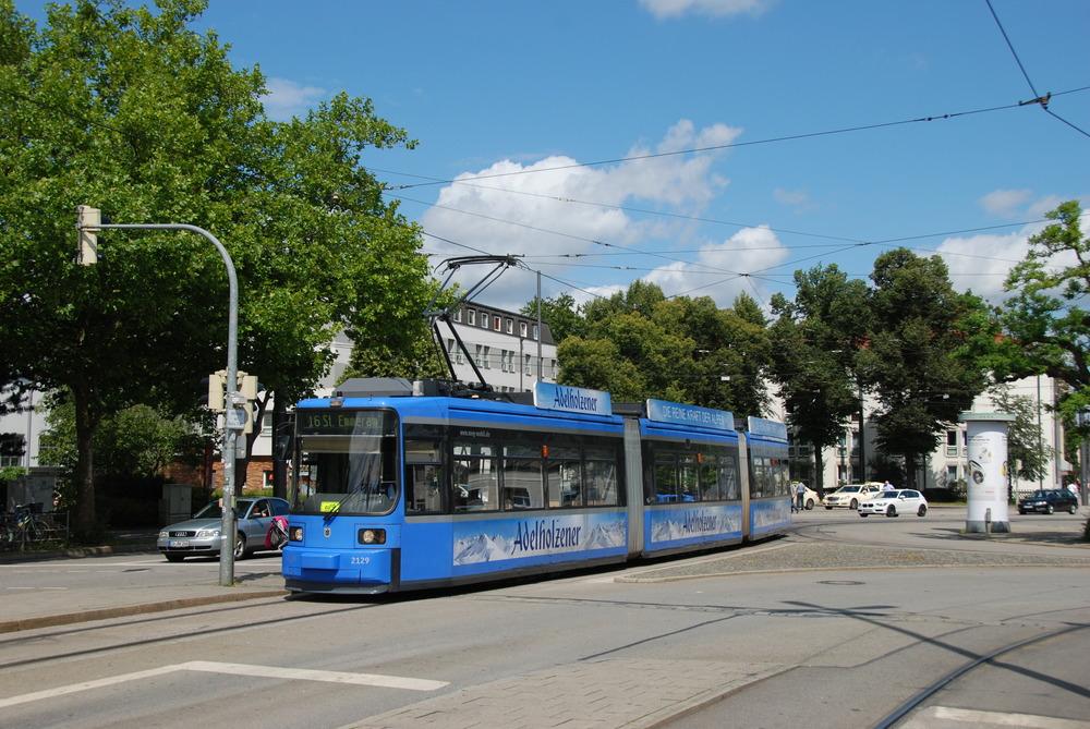 Zase nárůst. Mnichov oznámil rekordní počet přepravených pasažérů. V porovnání s rokem 2014 stoupl počet přepravených cestujících o 2 %. (foto: Libor Hinčica)