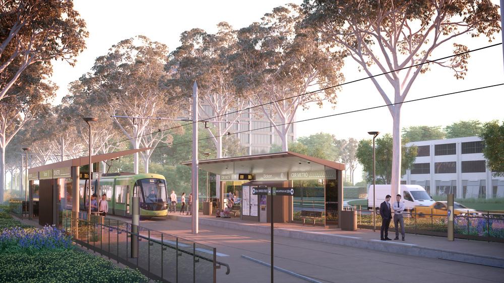 Renesance tramvají neprobíhá jen ve Francii. Nové tramvajové provozy se připravují (nebo byly v nedávné minulosti otevřeny) také v Austrálii. (zdroj: CAF)