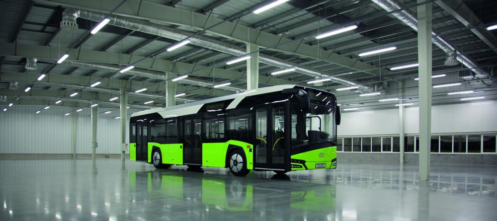 Krakov objednal dosud největší dodávku Nových Urbin. (foto: Solaris Bus & Coach)