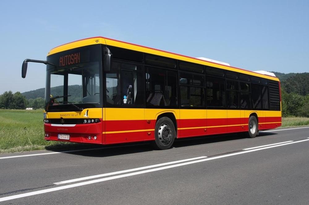 Autosan Sancity 12 LF. Výroba autobusů se zdá být zajištěna i pro budoucnost. (foto: Autosan.pl)