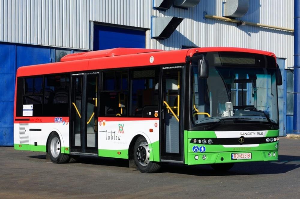 Nejmenším modelem v nabídce je Autosan Sancity 9LE. (foto: Autosan.pl)