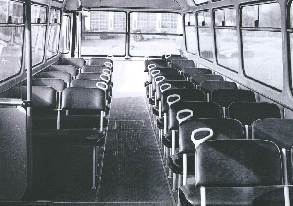 Pohled do interiéru netradičního vozidla. (foto: archiv Iveco Czech Republic)