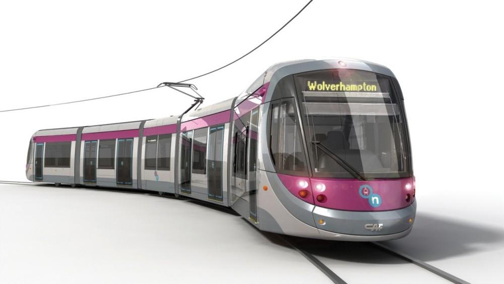 CAF dodá další čtyři tramvaje do Birminghamu. Pro zbylých 21 dodá baterie. (foto: CAF)