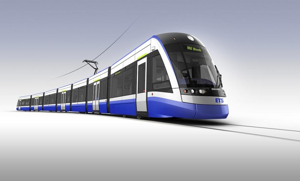 Nové vozy pro Valley Line v Edmontonu dodá Bombardier. (zdroj: Bombardier)
