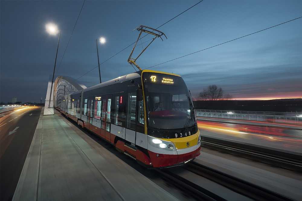 ForCity Alfa v novém designu. (foto: Škoda Transportation)