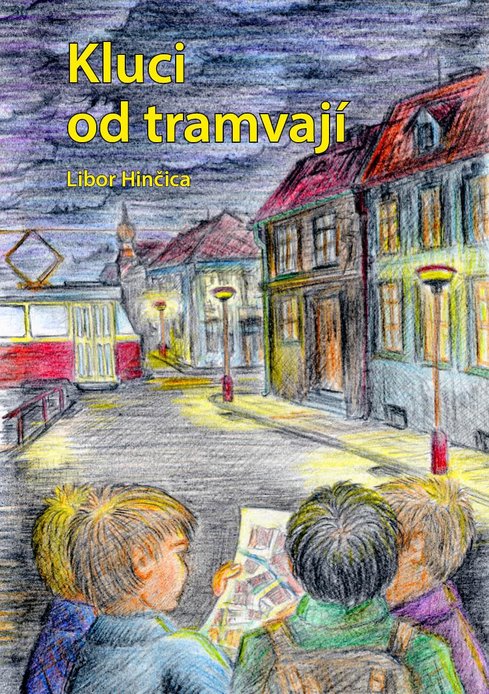 Kniha je doplněna o černobílé ilustrace a do značné míry je inspirována skutečnými příběhy. (foto: ČS Dopravák)