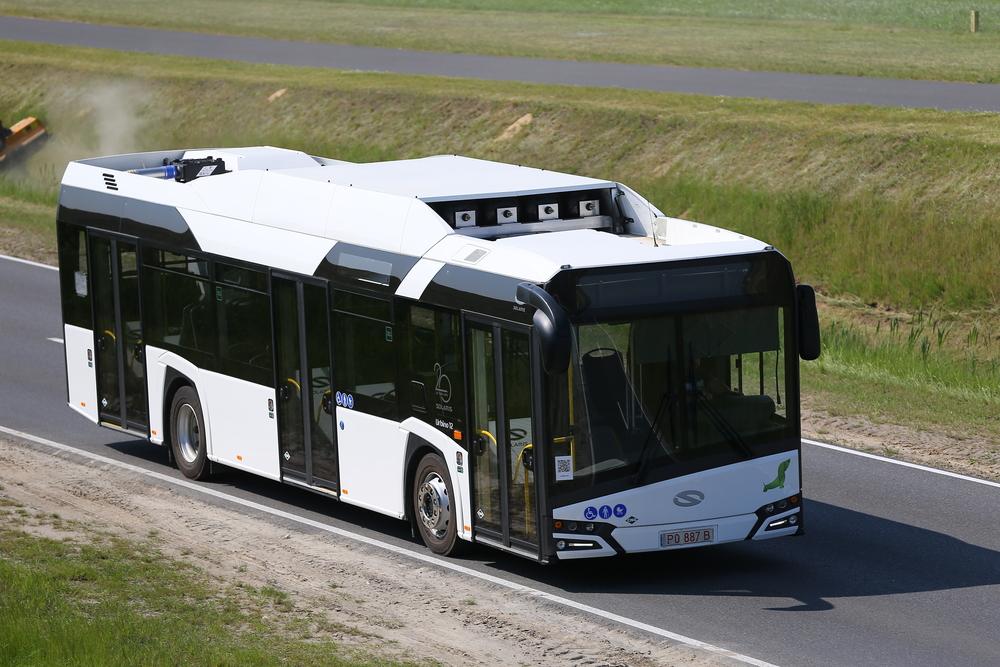 Nové Urbino 12 CNG. (foto: Solaris Bus & Coach)