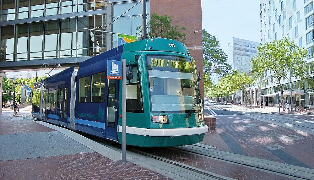 Škodovka v minulosti dodávala tramvaje do Portlandu a Tacomy. Později pak předala licenci na výrobu vozů 10T firmě United Streetcar. Ta ale svou činnost již ukončila. (foto: Škoda Transportation)