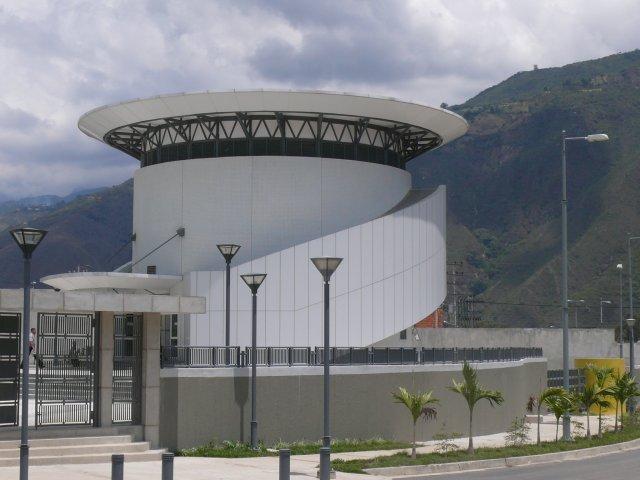 Dispečerské stanoviště systému TROMERCA nedaleko koncového terminálu ve městě Ejido. (foto: TROMERCA)