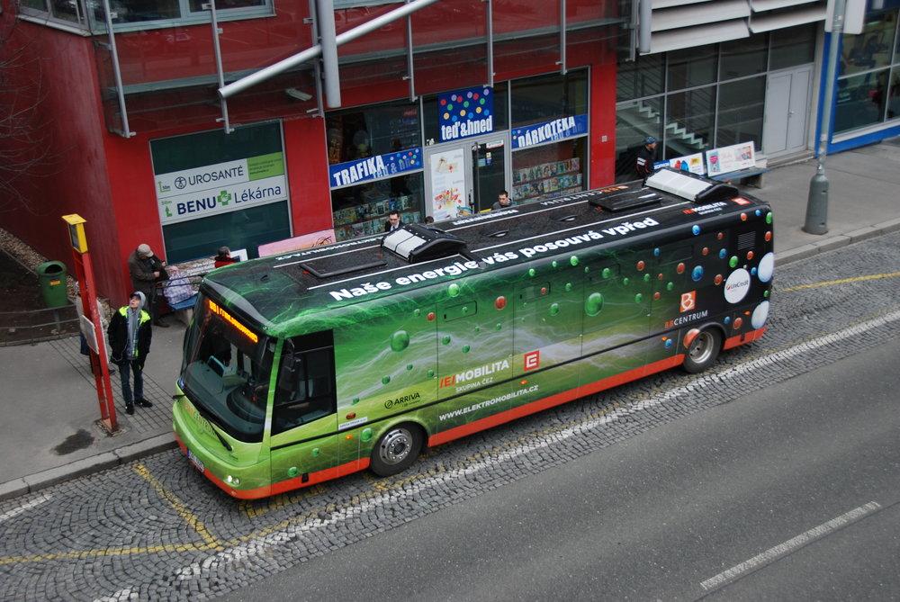 Elektrobusy pro linky BB1 a BB2 dodal SOR Libchavy. (foto: Libor Hinčica)