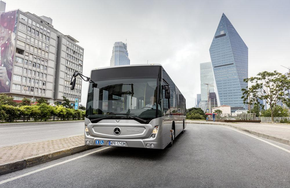 Nové Conecto od Mercedesu. (foto: EvoBus)