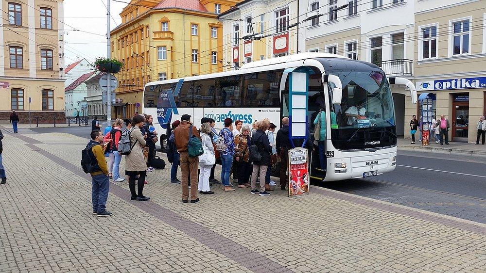 Na linkách Arriva Expressu budou sloužit nové vozy MAN. (foto: Arriva)