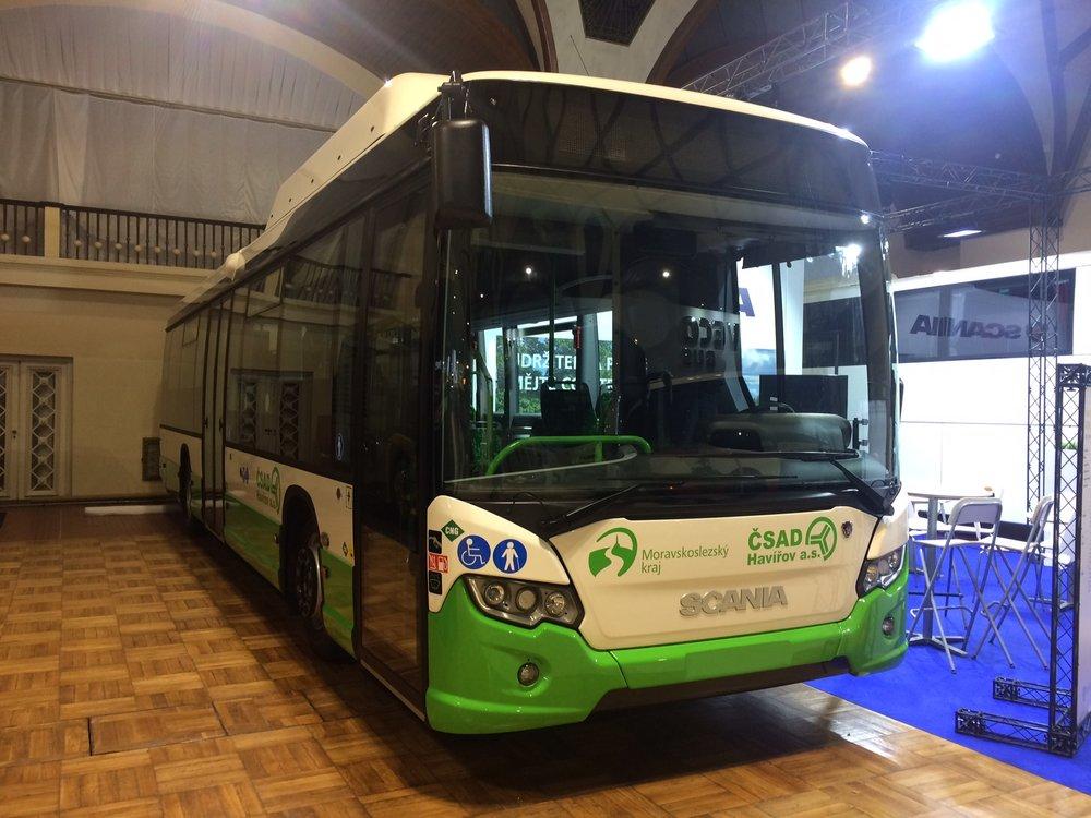 Scania Citywide LE pro ČSAD Havířov. (foto: Libor Hinčica)