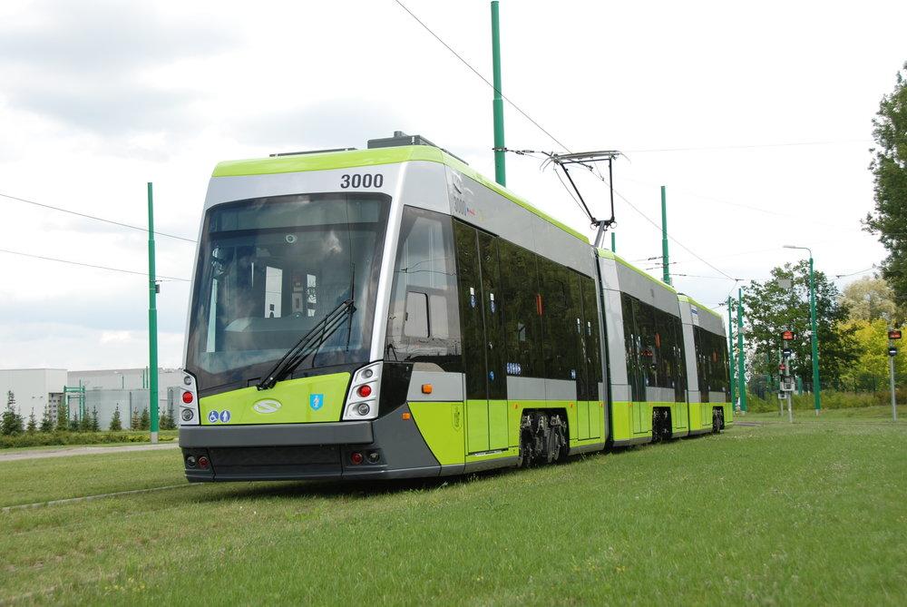 Solaris Tramino S111o pro polský Olsztyn. (foto: Libor Hinčica)