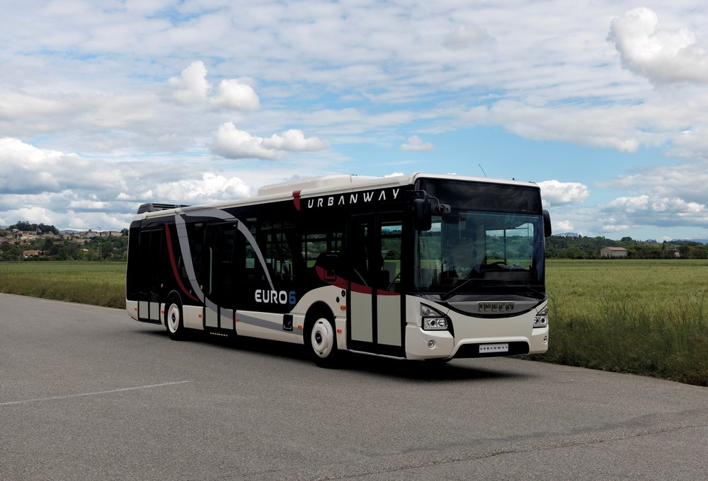 Sólo autobusy délky 12 m by měly být dodány společností Iveco. Smlouva s ním ovšem prozatím uzavřena nebyla. (foto: Iveco Bus)