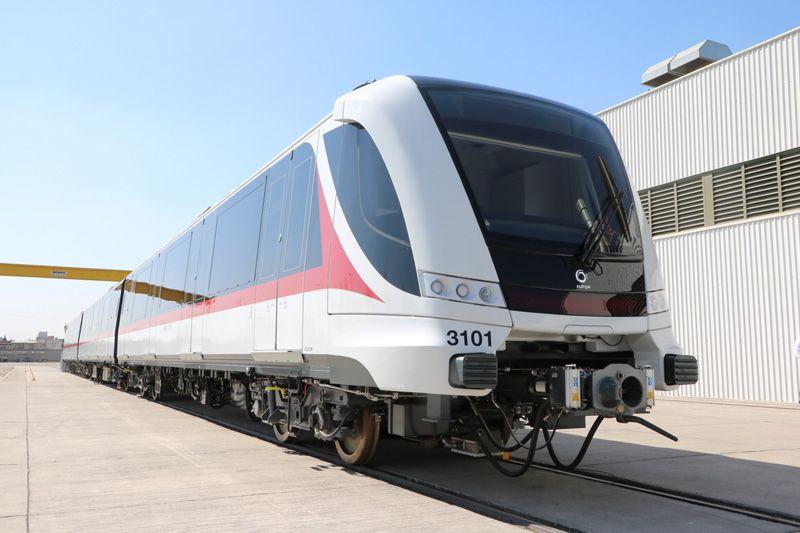Souprava od Alstomu poputuje na novou linku č. 3. (foto: SITEUR)