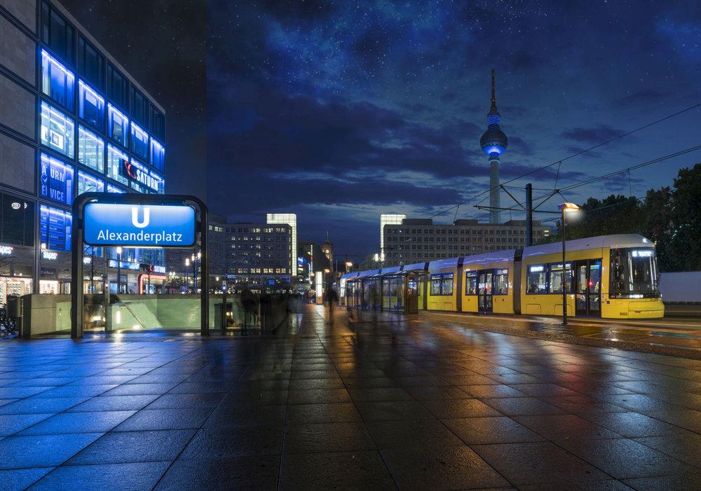 Bombardier Flexity Berlin. (foto: Bombardier)