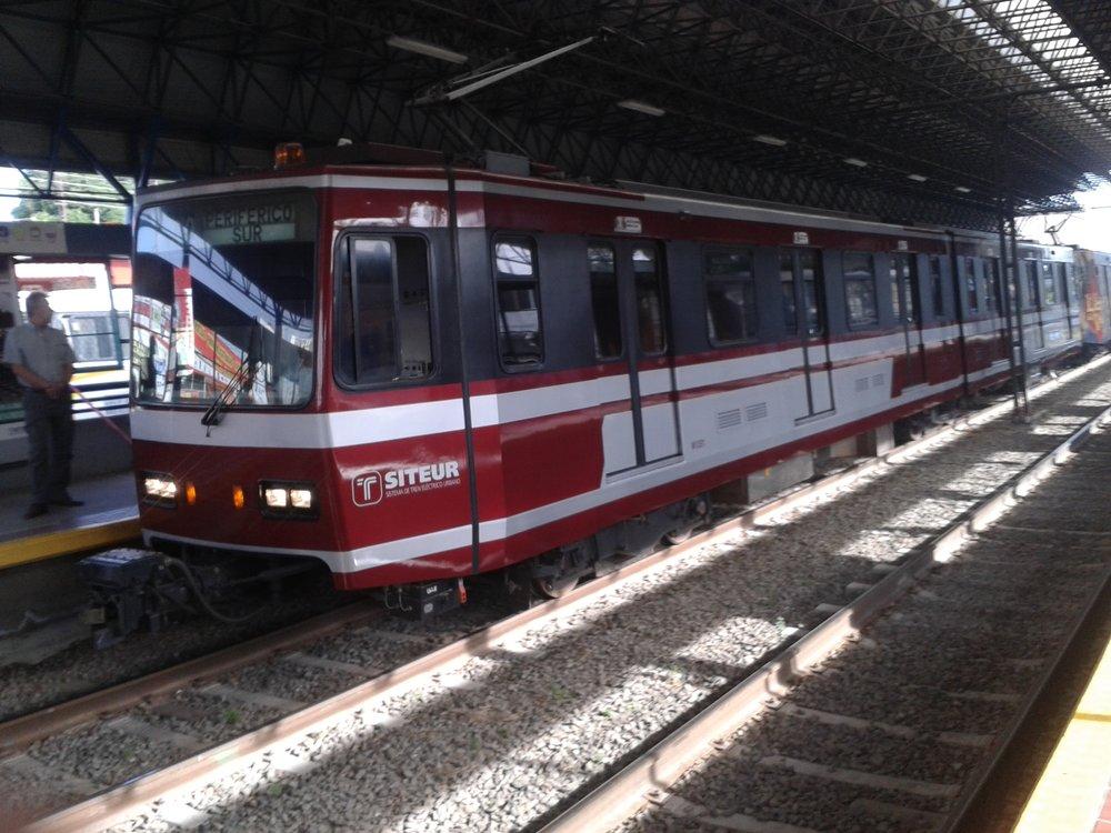 Lehké metro v Guadalajaře. (autor:ERPN / Wikipedia)