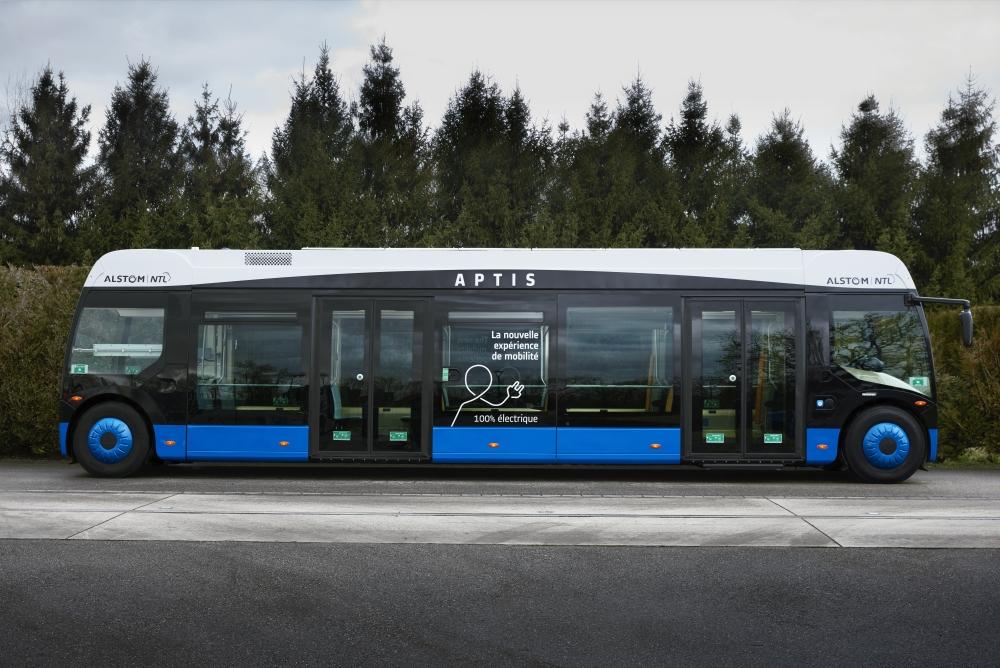 Prototyp byl vyhotoven ve dvoudveřovém provedení. (zdroj: Alstom)