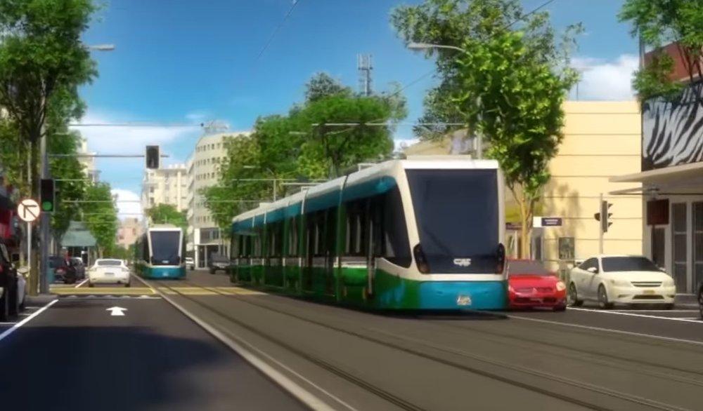 Na ostrově by měly jezdit tramvaje španělského CAFu. (zdroj: Alcons)