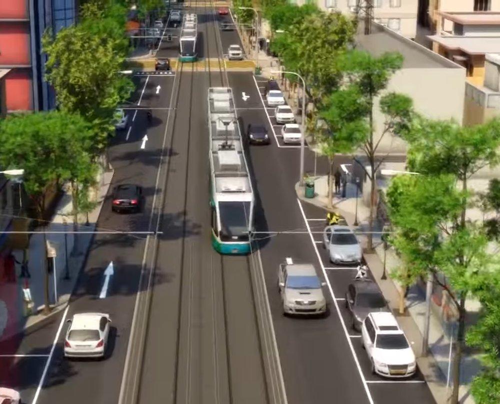 Svým pojetím půjde o provoz na pomezí tramvaje, metra a regionálního vlaku. zdroj: Alcons)